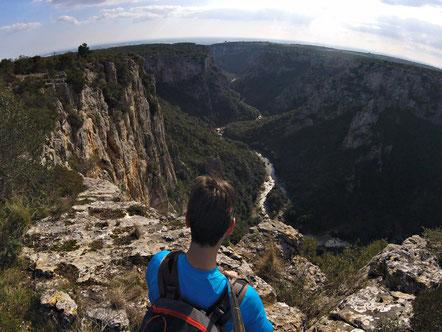 Gravina di Laterza: lunga 12 km, larga più di 400 m