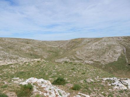 Lama Il Vallone: Rocca del Garagnone