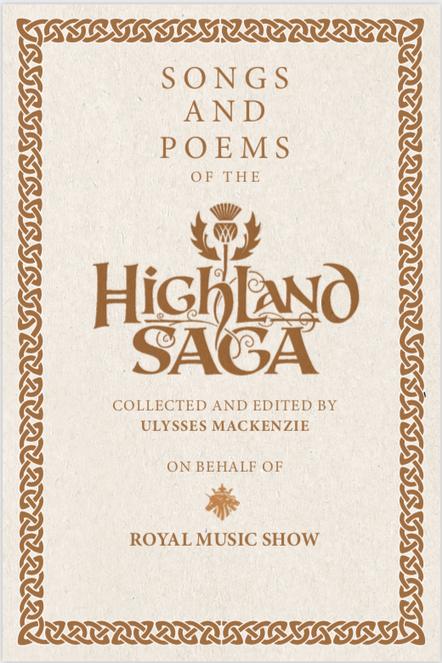 The Highland Saga Songbook