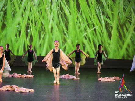 Kleuterdans - Dansschool Het Danskwartier Den Haag