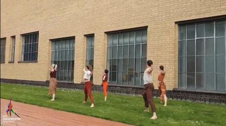 Modern jazz adults Den Haag. Danceschool The Hague
