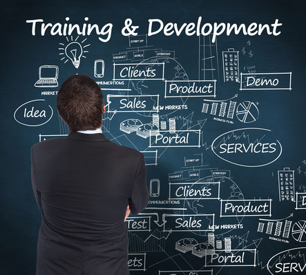 create academy - training - development