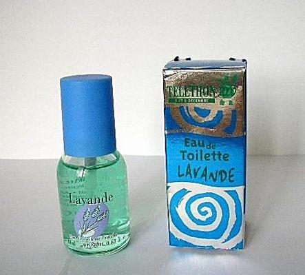 EDITION SPECIALE TELETHON 2000 - SPRAY EAU DE TOILETTE LAVANDE