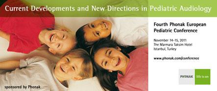 4th Phonak European Pediatric Conference