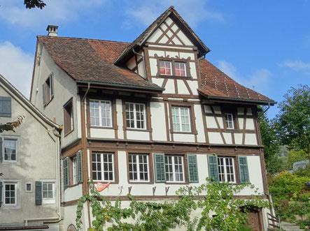 """das ehemalige Badhaus """"zur Krone"""""""