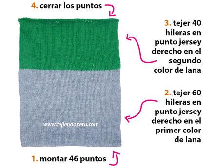 Cómo tejer un almohadón en forma de búho en dos agujas o palitos