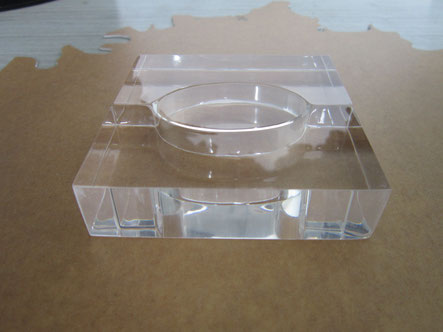 clear acrylic puzzles