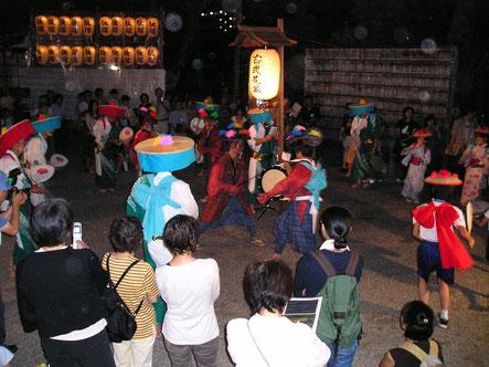 伊砂砂神社 燈明祭
