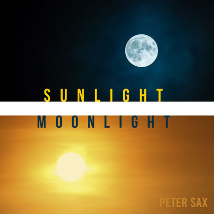 Peter Sax Moments Cover