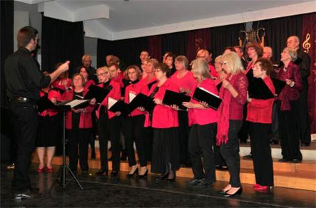 Liederabend der Zeiler Chöre - 2013