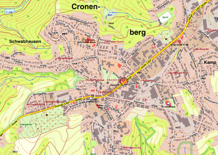 Wuppertal Croneberg
