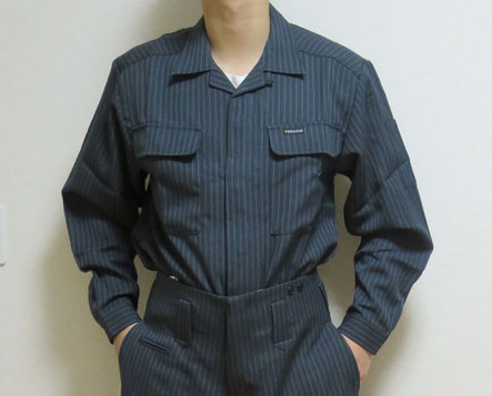 4309-143ヒヨクオープンシャツ