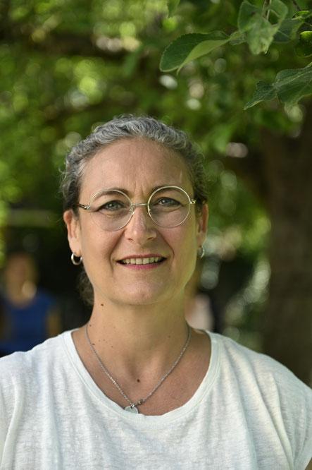 Portrait d'Anne Guillot-Kipman