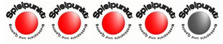 Wertung zur Brettspiel Rezension von Santorini von Spin Master