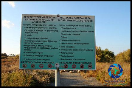 Hinweise zum Naturschutzgebiet
