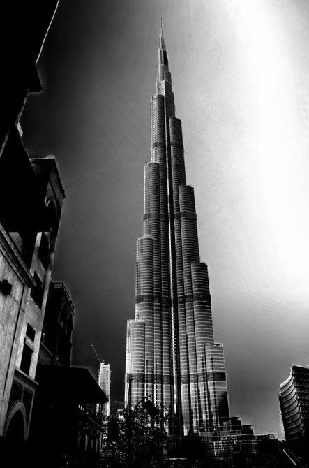 Burj Khalifa Dubai/VAE