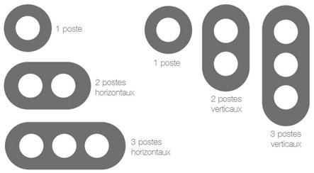 ecoome-interrupteur-design-ancien-vintage-rétro-porcelaine-rond-blanc-noir-pas-cher-béton-bois-hêtre-chêne-clair-noir