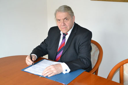 Notar -  Bernhard Malorny