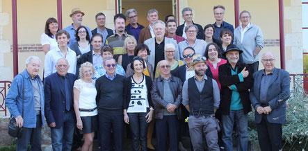 Les talents littéraires du Salon du Livre du Cultura de St Doulchard au Domaine de Varye en 2017