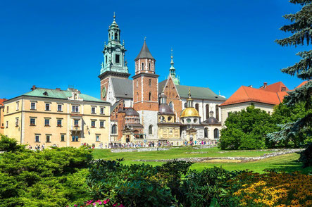 Krakow top things to do - Wawel Castle - Copyright  Nick Moulds