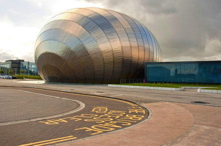 Glasgow top things to do Science Centre Copyright Wotjek Gurak