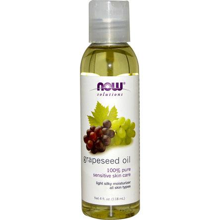 aceite de semilla de uva, beneficios del aceite de semillas de uva, aceites faciales, los mejores aceites faciales, cuidados de la piel madura, prevenir flacidez en el rostro, masajes faciales anti envejecimiento