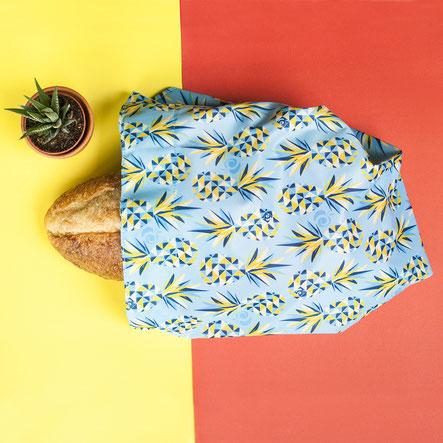 MarieFil, Etsy Québec, créateur, sac à pain
