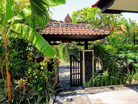 East Bali beachfront villa for sale