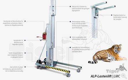 ALP-Lastenlift LMC