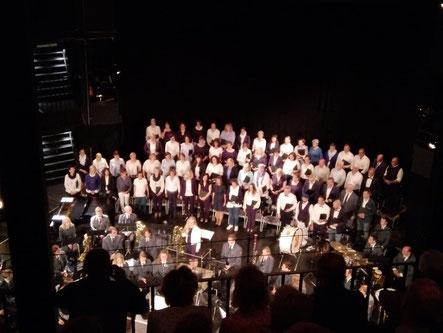 Ein voller Erfolg war der erste große Pro-C-Dur Auftritt in der Cultura Rietberg