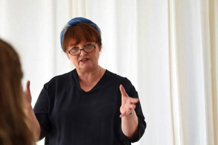 Gudrun Thielmann - L'omeopatia a Francoforte Germania