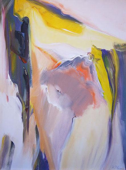 Session 40 Acryl auf Leinwand 60x80cm € 600