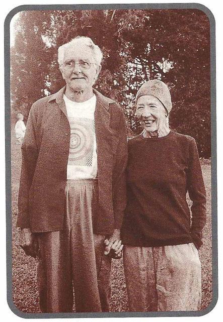 Robert & Lorna, June 2002 taken by N.Anzar ; Glow mag.August 2002 , p.21
