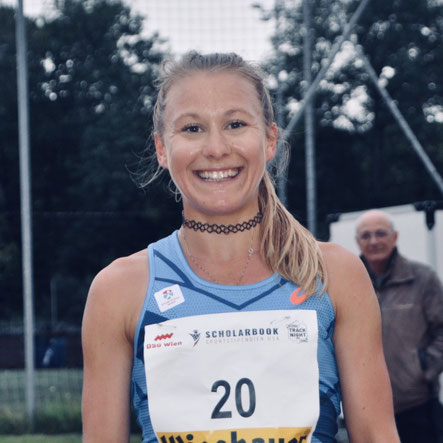 Julia Mayer Dsg wien laufen 3000 meter Austrian top meeting wien midsummertracknight Brockmann Olaf