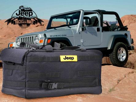 Jeep Tour bags