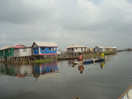 Stilt Village Ganvié