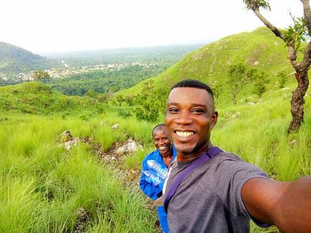 Hike to the Upper Wli Falls