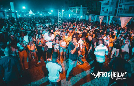 AfroChella Festival 2019