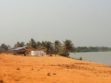 Landscape in Benin