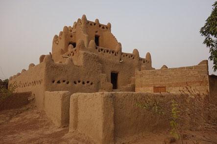Zayaa Mosque at Wulugu