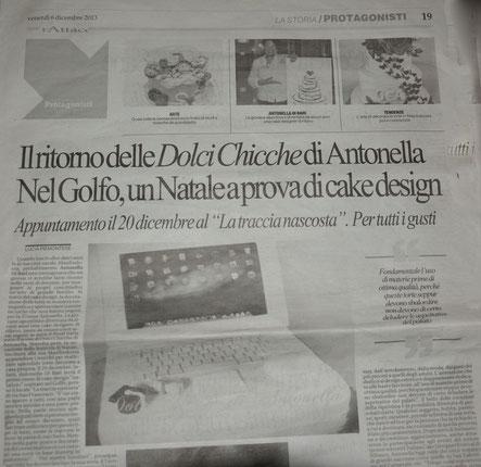 Dolcichicchediantonella.com su l'Attacco