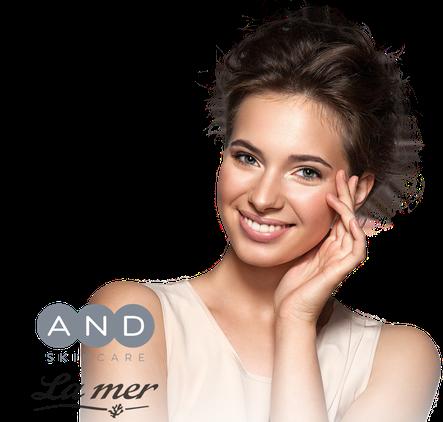 Kosmetik Anti-Aging Cosmeceuticals von AND und La mer