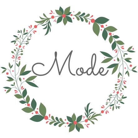 Weihnachtliche Mode