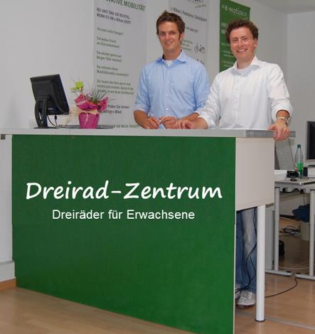 Team Dreirad-Zentrum