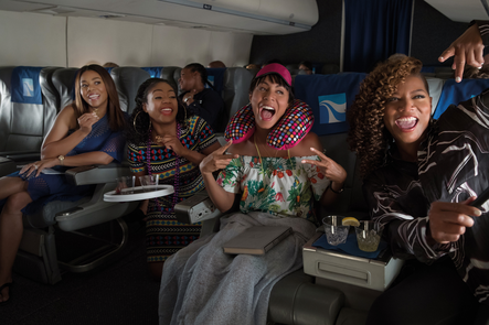 Girls Trip Blu-ray release Film review Universal Pictures FANwerk
