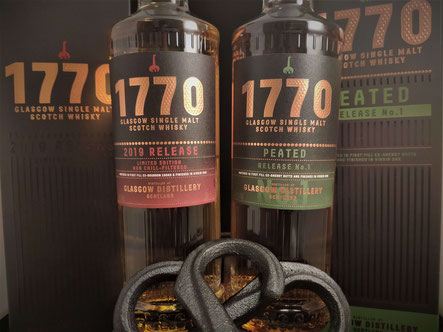 Glasgow Distillery 1770 Whisky