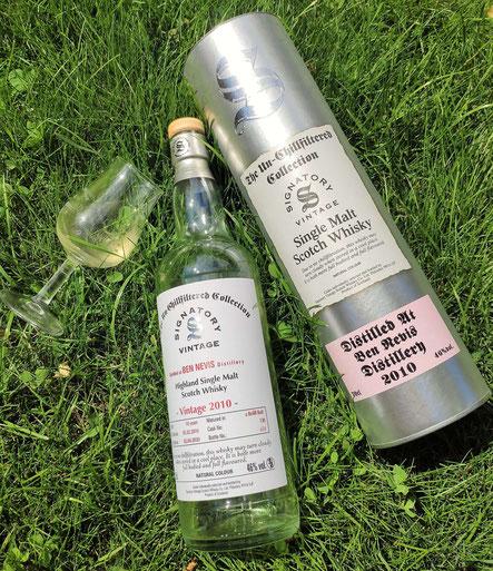 Ben Nevis Single Malt Whisky