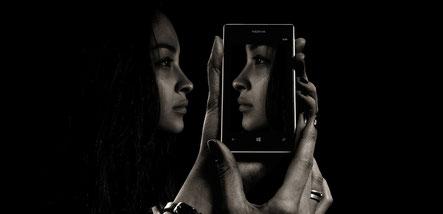 Spiegel, reflektieren, Kind, Eltern, bewusste Beziehung, Selbstbild, Eltern, Kinder, Beziehung, Familie