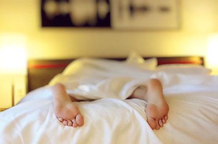 Sommeil, insomnie, et shiatsu