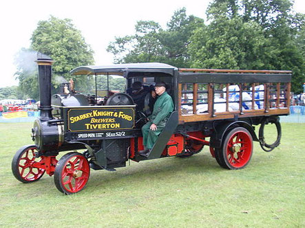 steamlorry astlepark